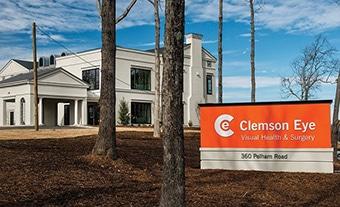 Outside the Greenville Clinic - Pelham