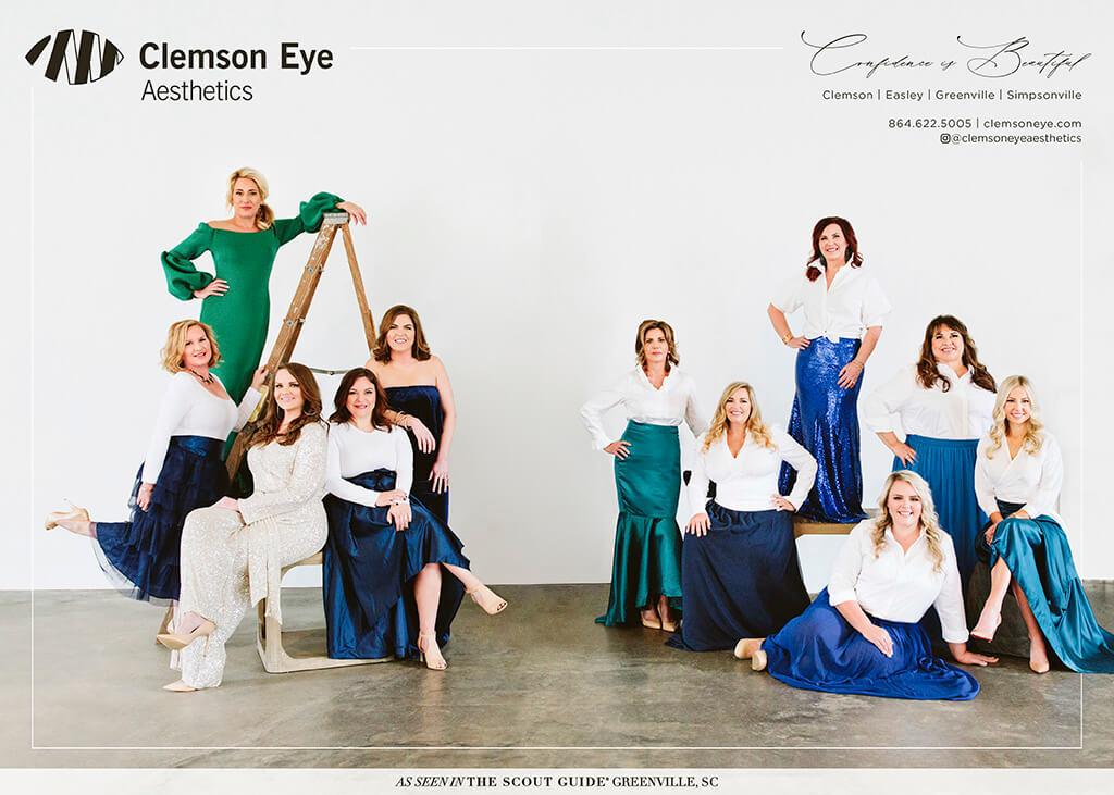Clemson Aesthetics Team