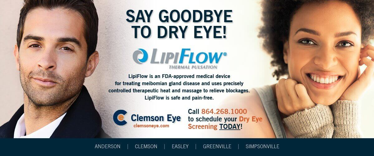 Say Goodbye to Dry Eye with LipiFlow!