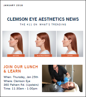 Clemson Eye Aesthetics