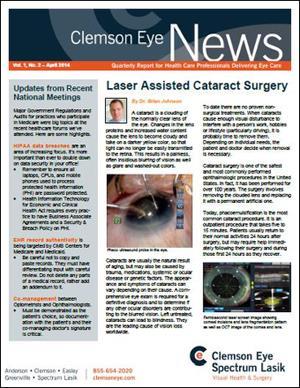 Clemson Eye News