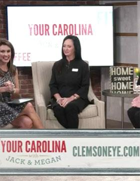 Your Laser on WSPA's Your Carolina!
