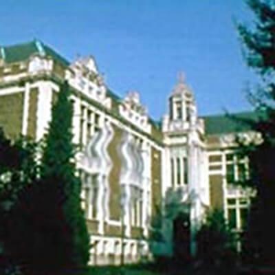Wavy building