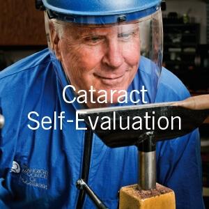 Cataract Self-Evaluation